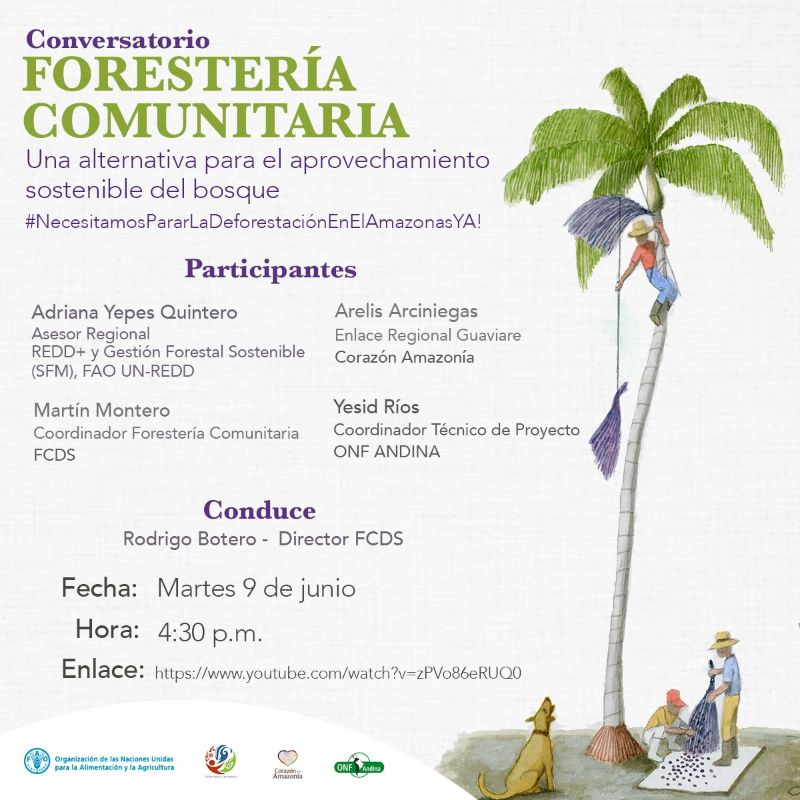 Community Forestry Talk