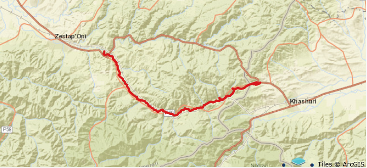 Map Of Georgia 2017.Documents